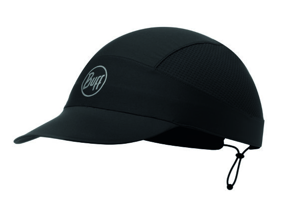 Pack Cap solid black